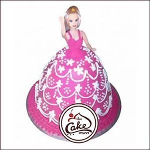 Babri Doll Cake