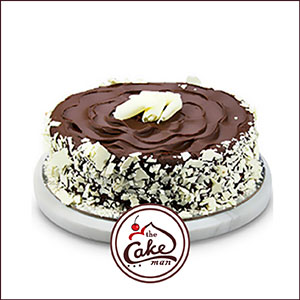 Chocolate Marble Mud Cake