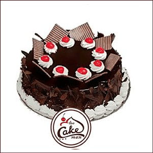 Chocolate Black Forest Cake