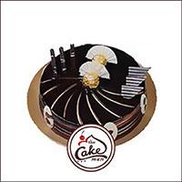 Chocolate ferrero rochar cake