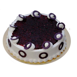 Special Blueberry Cake.