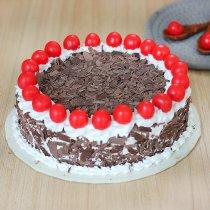 Eligiance Black Forest Cake.