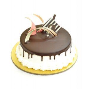 Choco Vanilla cake.