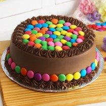 Chocolate James Cake