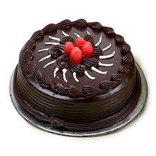 Chocolate Truffle Cherry cake